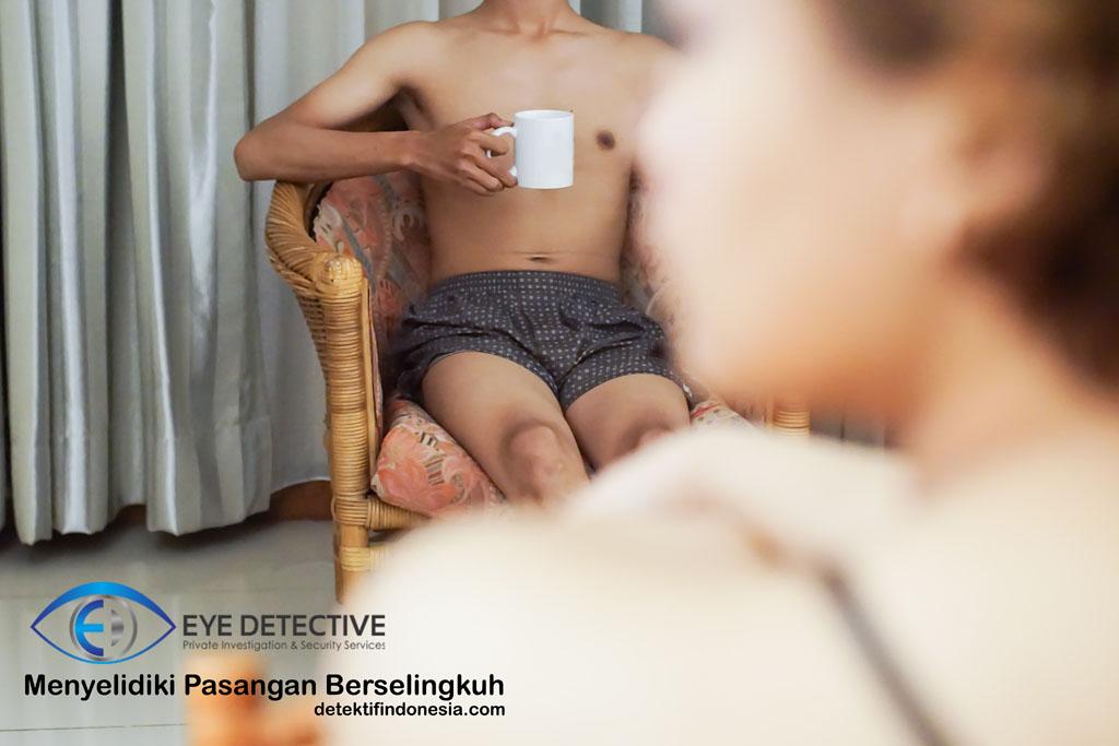 penyelidikan pasangan berselingkuh