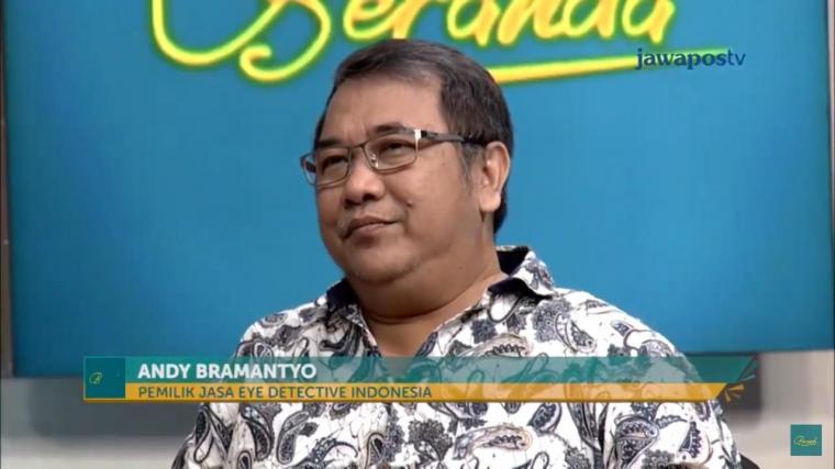 andy bramantyo eye detective indonesia jasa detektif swasta perselingkuhan