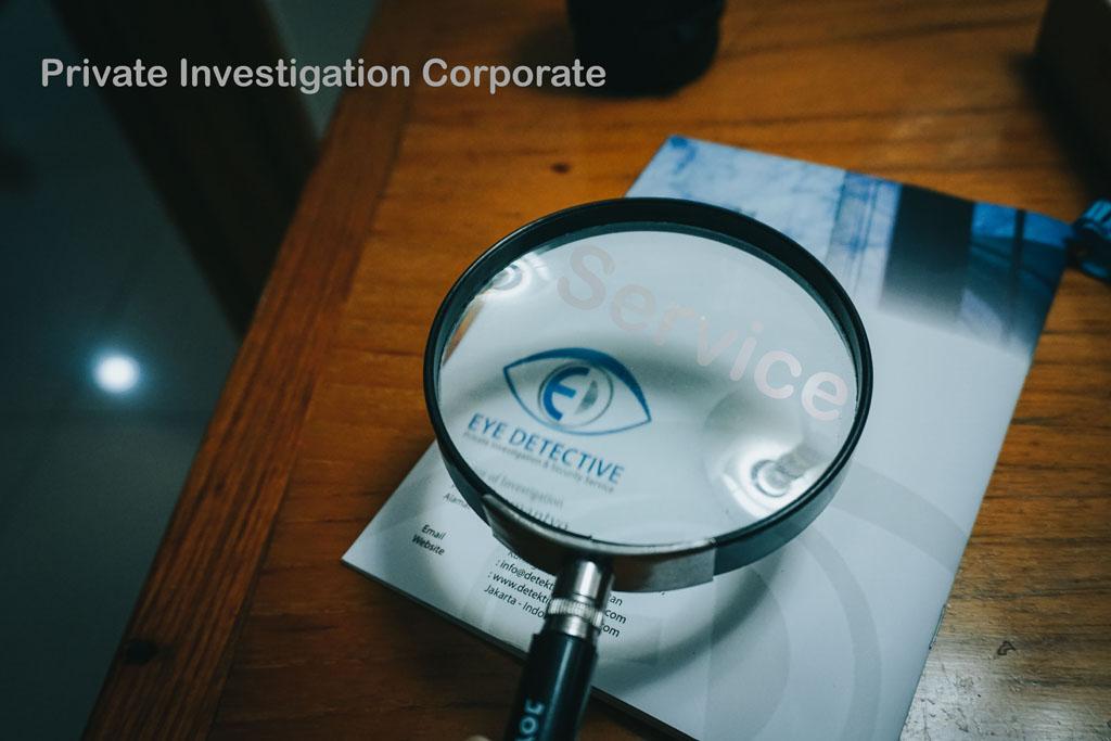 private investigation corporate service