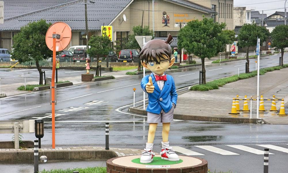 Ada Yang Tahu Rumah Dari Detective Conan? Ini Dia...