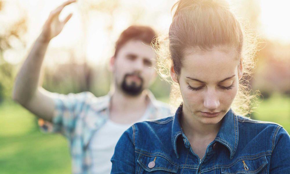 Curiga Terhadap Pasangan