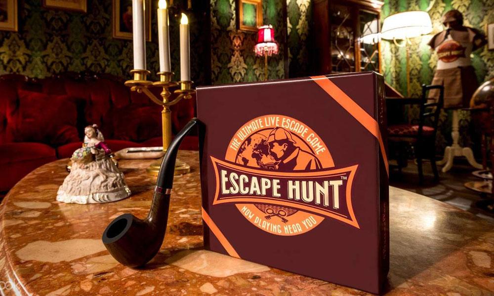 Mengasah Kemampuan Menjadi Detektif Di The Escape Hunt