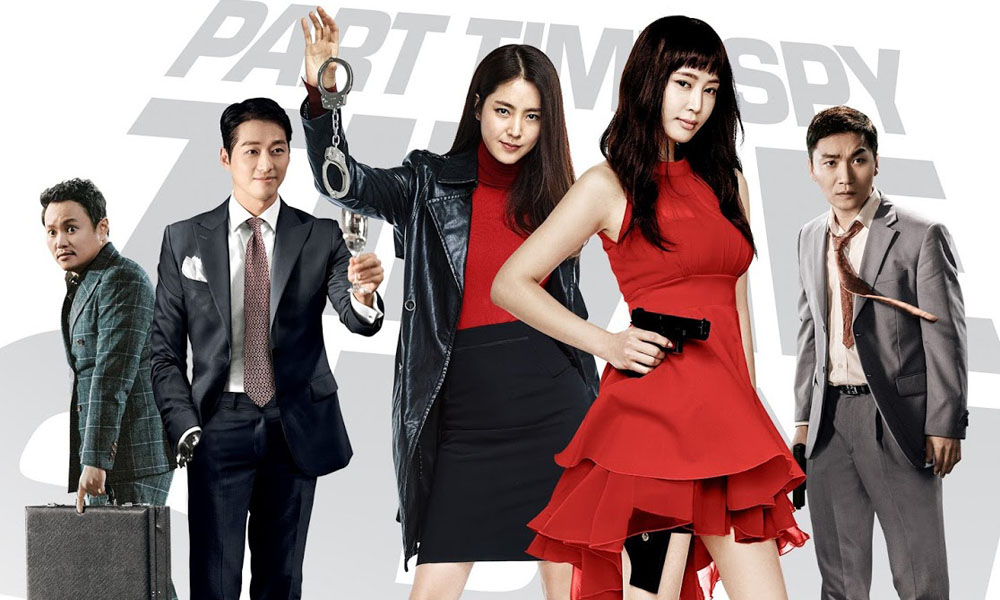 Film Detektif Korea Part Time Spy Ini Wajib Kamu Tonton